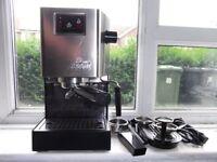 GAGGIA CLASSIC COFFEE & ESPRESSO MACHINE £125 ono