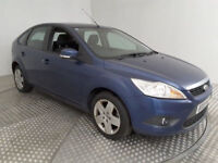 2008(08)FORD FOCUS 1.6 TDCi STYLE MET BLUE,2 OWNER,FSH,£30 TAX,CLEAN CAR,GREAT VALUE