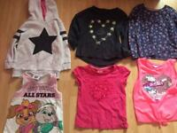 Girls Clothing Age 4-5 Bundle