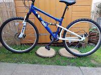 Apollo Outrider Mountain Bike