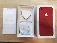 Brand New iPhone7 128GB Special Red Edition