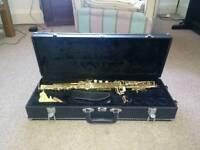 Antigua SS4920 Intermediate Soprano Saxophone