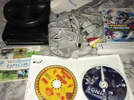Wii console Bundle FULLY WORKING