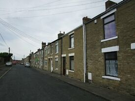 Three bedroom terraced property in Tow Law, County Durham. No admin fee, £100 deposit.