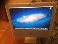 """iMac 5.2 """"Core 2 Duo"""" 1.83 17-Inch"""