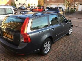 Volvo V50 low milage and MOT
