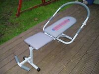 AB KING PRO Sit up bench