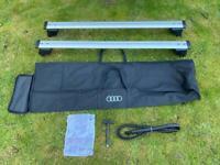 Genuine Audi Q5 SQ5 Roof Bars Cross Bars Dub Vag Luggage Rack