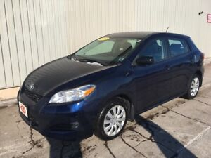 2013 Toyota Matrix BASE EDITION HATCHBACK MATRIX WITH GOOD FU...