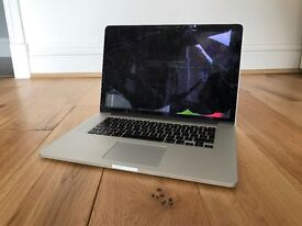 Apple MacBook Pro | 15inch | 2.2ghz Quad Core i7 | 256 SSD | 16GB RAM