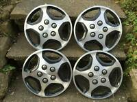 Wheel/trims