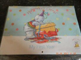 Humphreys Corner My First Calendar