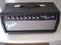 Fender Super Champ XD Head. 15 Watt Valve Amplifier. Excellent Condition.