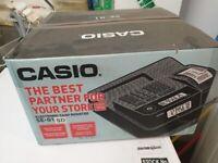 New Casio Electronic cash register