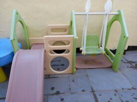 Swing/slide