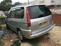*for sale* 2006 citeron C8 (silver) 69,351 miles from new (very low mileage)