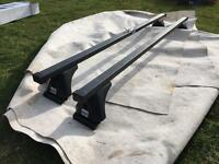 Cruz roof bars for Vauxhall zafira exclusive 2014