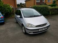 Ford galaxy 7 seater (2005)