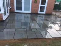 Patios/Gardens/Block paving/Drainage