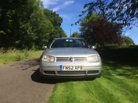 VW Golf mk4 gt tdi 130 FSH Parking Sensors + extras