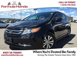 2014 Honda Odyssey EX | HEATED SEATS | MINT CONDITION - FORMULA