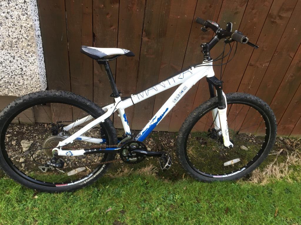 Saracen Mantra Mountain bike disc brakes £80.00