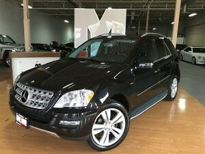 2011 Mercedes-Benz M-Class ML350 BlueTEC 4MATIC - SOLD