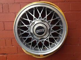 "*** Mk2 Vw Golf 14 ""BBS Diamond Cut Alloy Wheel Hose Reel *** £50"