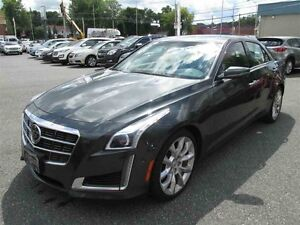 2014 CADILLAC CTS SEDAN PERFORMANCE 141$/SEM+tx Performance TI
