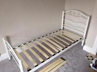 Junior girls bed without matress