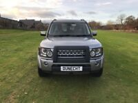 Land Rover Discovery 4 SDV6 XS (grey) 2012-12-14