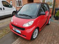 SMART FORTWO PASSION CDi. NO ROAD TAX TO PAY