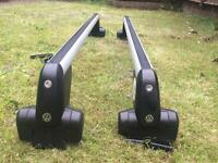 VW Golf Mk4 Roof Bars (3door)