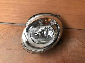 Fiat 500 2008 onwards headlight for sale
