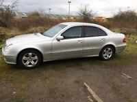 MERCEDES E220 For sale or swap for van