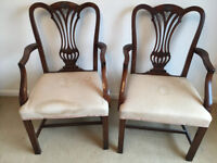 Pair of chairs for sale