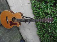 tanglewood 145 sc semi acoustic