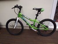 """Boy's Bike. 20"""" wheel. Suit 6-9 year old. 6 gears"""