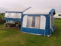 Pennine Fiesta 2+2 folding camper/trailer tent