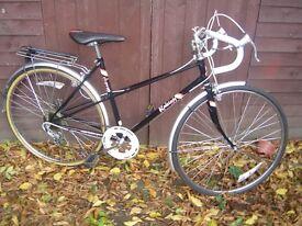 vintage Raleigh womens sports bike