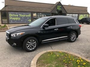 2015 Infiniti QX60 7 - PASSENGER / LEATHER / NAVIGATION / SUNROO