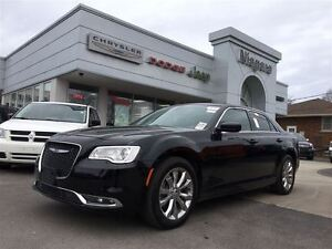 2016 Chrysler 300 TOURING,LEATHER,ALLOYS,HTD SEATS