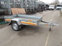 car trailer new never been used