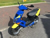 Peugeot Speedfight 50cc Liquid Cooled Scooter/Moped