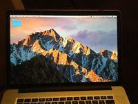Apple MacBook Pro Retina display 15.4 MJLT2B/A 512GB SSD 2.5GHz i7 16GB