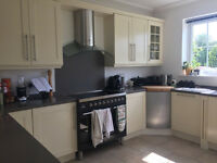 Used composite kitchen worktops for sale in grey