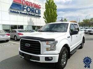 "2017 Ford F-150 XLT FX4 Supercrew 145"" WB 4X4 w/5.5' Box"