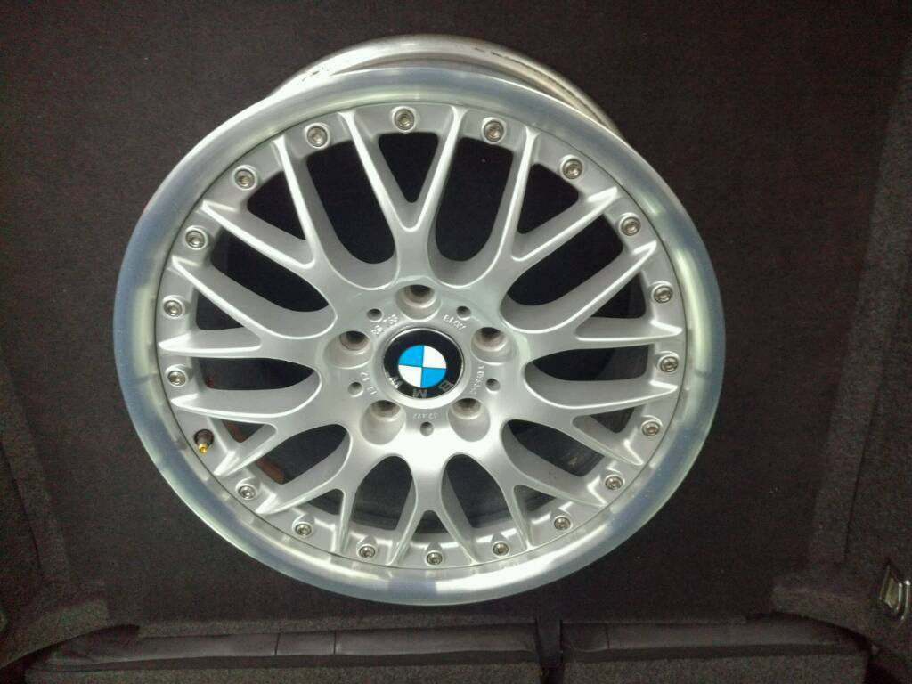 Bmw Bbs Rs 765 Wheel Bmw E36 E46 In Neasden London Gumtree