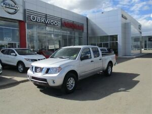 2017 Nissan Frontier 4WD Crew Cab SV