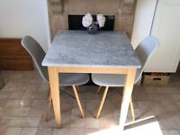Beautiful granite top dining table - St. Andrew's / Bishopston